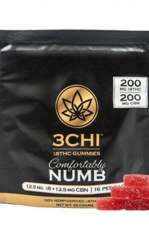 3Chi Delta 8 THC CBN UK Gummies