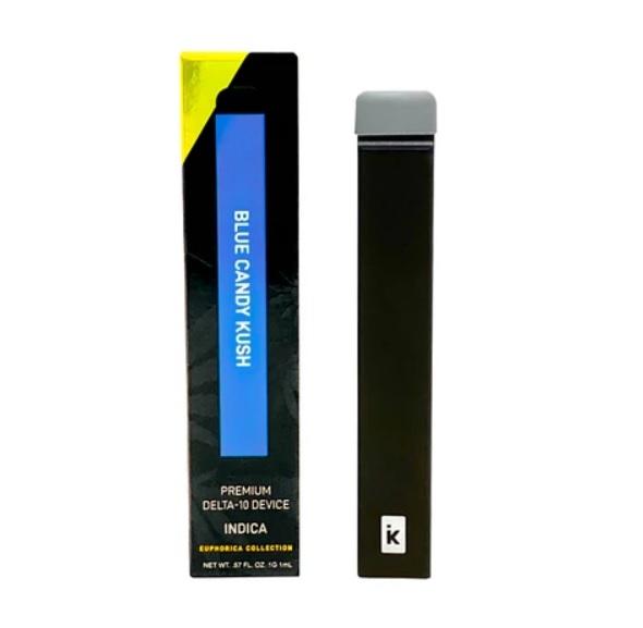 Blue Candy Kush UK Premium Delta 10 THC Disposable