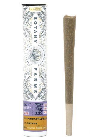 Delta-8 THC Pineapple Haze UK Pre-Roll (1.2g)