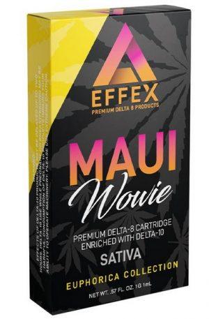 Maui Wowie Delta 10 UK THC Cartridge