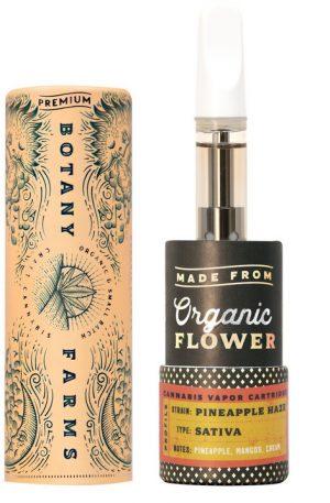 Pineapple Haze Delta-10 THC UK Vape Cartridge