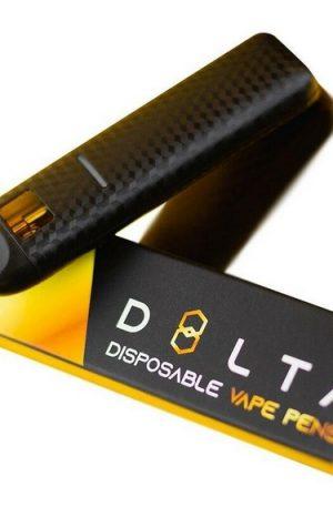Delta Δ8 THC Disposable UK Vape Pens 500mg