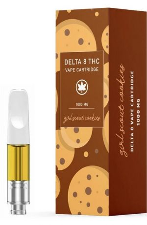 Girl Scout Cookies Delta 8 THC UK Vape Cartridge