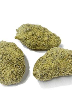 Golden Pineapple UK Delta-8 THC Moon Rocks Bud