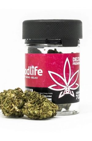 Hawaiian Haze Delta 8 THC UK Premium Flower