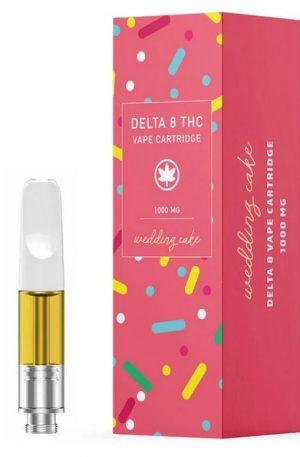 Wedding Cake Delta 8 THC UK Vape Cartridge
